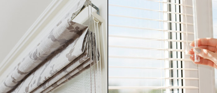 Blinds Blakeville
