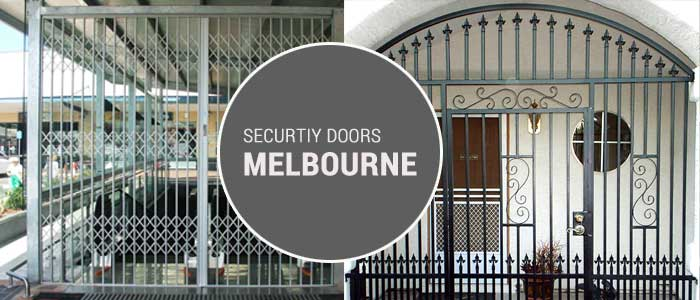 SECURTIY DOORS Gilberton