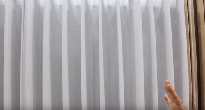 Vertical Blinds Dendy