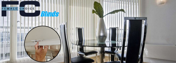 Vertical Blinds Installation Services