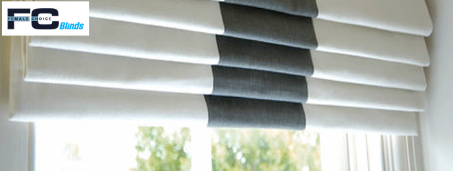 Roman Blinds Drysdale