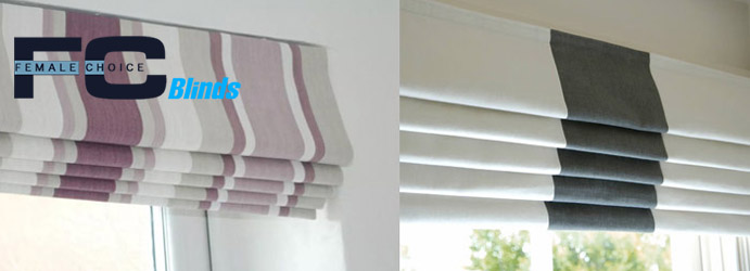 Roman Blinds Woodleigh